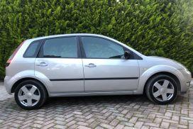 Ford, Fiesta, 2003, Naftë