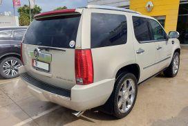 Cadillac, Escalade, 2008, Benzinë