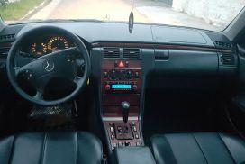 Mercedes-Benz, E-Class, 1999, Naftë