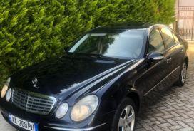Mercedes-Benz, E-Class, 2003, Naftë