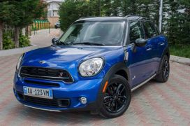 MINI, Countryman, 2016, Benzinë