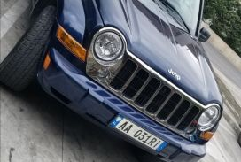 Jeep, Cherokee, 2006, Naftë