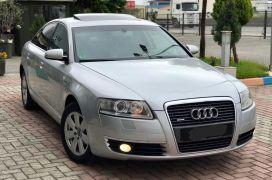 Audi, A6, 2004, Naftë