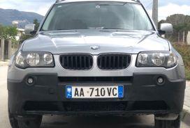 BMW, X3, 2006, Naftë