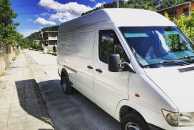 Mercedes-Benz, Sprinter, 2000, Naftë