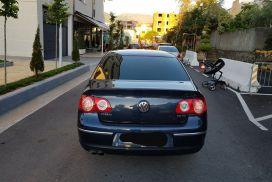 Volkswagen, Passat, 2008, Naftë