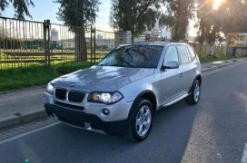 BMW, X3, 2009, Diesel