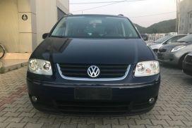 Volkswagen, Touran, 2006, Nafte