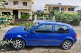 Volkswagen, Golf, 2001, Benzinë