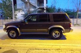 Ford, Explorer, 2003, Benzinë