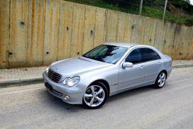 Mercedes-Benz, C-Class, 2006, Benzinë