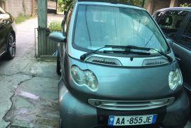 Smart, ForTwo, 2003, Benzinë