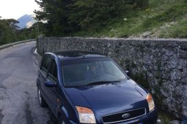 Ford, Fusion, 2006, Diesel