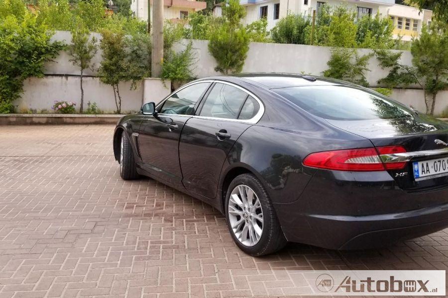 Jaguar, XF, 2012, Diesel