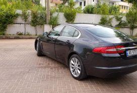 Jaguar, XF, 2012, Naftë