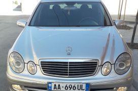 Mercedes-Benz, E-Class, 2003, Nafte