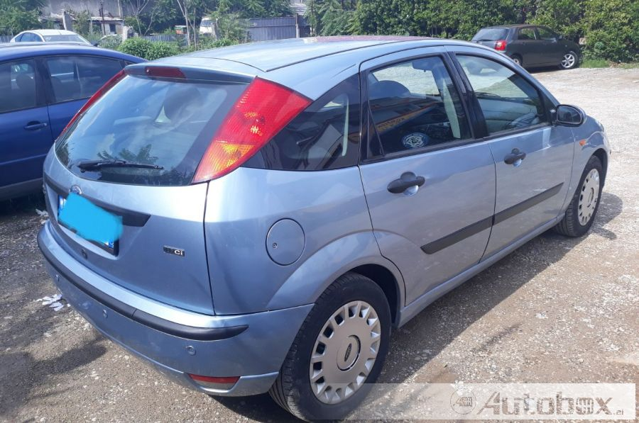 Ford Focus Year 2004 Diesel Autobox Al