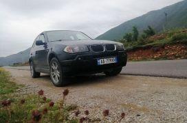 BMW, X3, 2005, Naftë