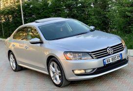 Volkswagen, Passat, 2012, Naftë