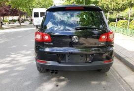 Volkswagen, Tiguan, 2009, Benzinë