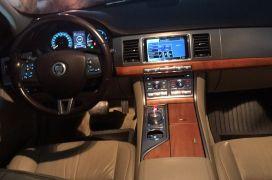 Jaguar, XF, 2010, Naftë