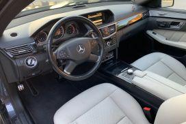 Mercedes-Benz, E-Class, 2011, Naftë