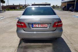 Mercedes-Benz, E-Class, 2009, Benzinë
