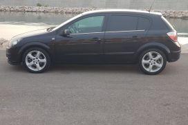 Opel, Astra, 2007, Nafte