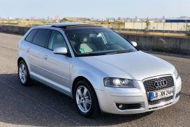 Audi, A3, 2008, Naftë