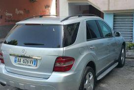 Mercedes-Benz, ML-Class, 2007, Naftë