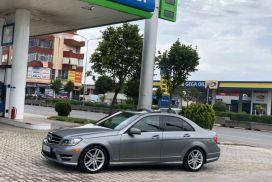 Mercedes-Benz, C-Class, 2012, Benzinë + Gas