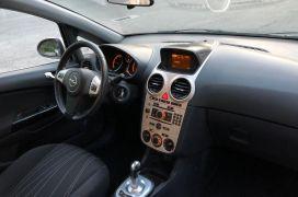 Opel, Corsa, 2008, Naftë