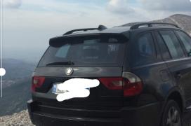 BMW, X3, 2004, Diesel