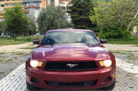 Ford, Mustang, 2012, Benzine