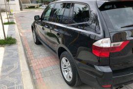 BMW, X3, 2007, Petrol + Gas