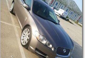 Jaguar, XF, 2009, Naftë
