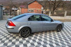 Ford, Mondeo, 2005, Naftë