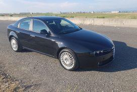 Alfa Romeo, 159, 2007, Nafte