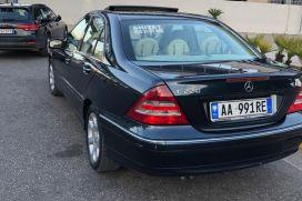 Mercedes-Benz, C-Class, 2005, Naftë