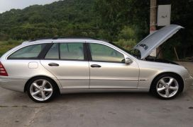 Mercedes-Benz, C-Class, 2001, Diesel