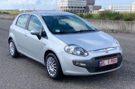 Fiat, Grande Punto, 2011, Petrol + Gas