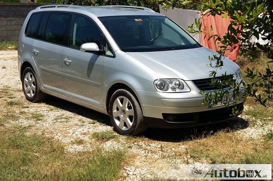 For Sale Volkswagen Touran Year 2003 Diesel Autobox