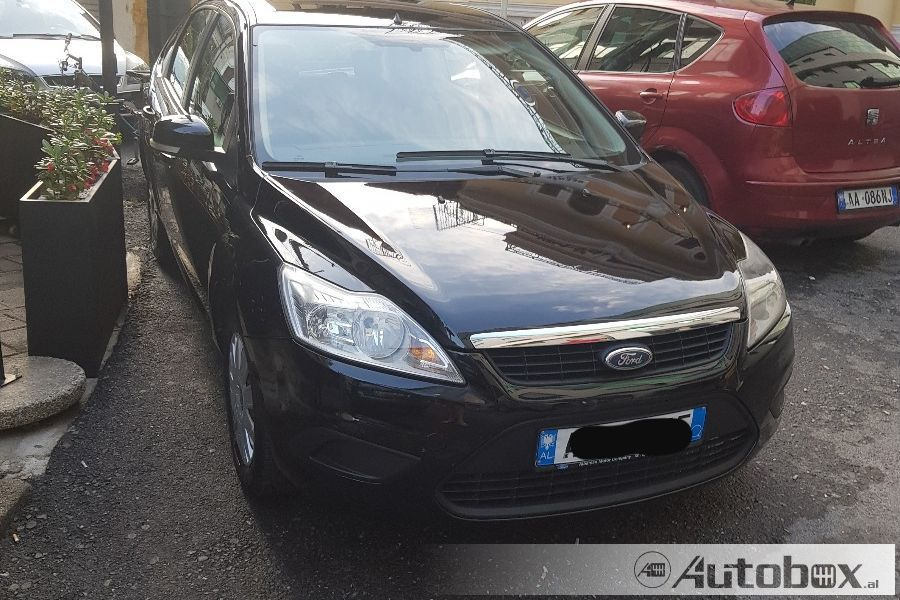 Ford Focus Year 2011 Petrol Autobox Al