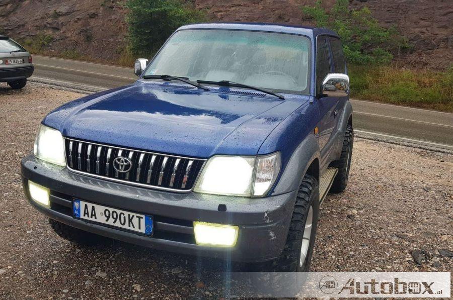 ... Toyota, Land Cruiser, 2000, Diesel ...