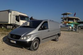 Mercedes-Benz, Vito, 2004, Naftë