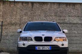 BMW, X5, 2004, Naftë