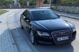 Audi, A8, 2011, Naftë