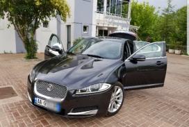 Jaguar, XF, 2013, Naftë
