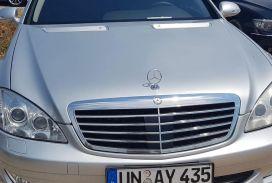 Mercedes-Benz, S-Class, 2009, Naftë