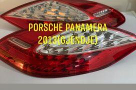 Stopa Porsche Panamera 2013.